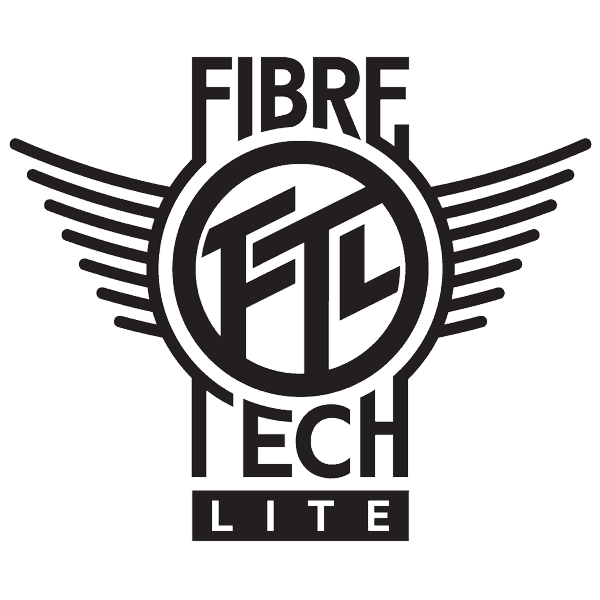 folklore fibretech lite skate deck logo