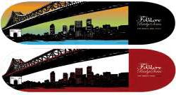 4-australian-bridges-city-skate-board-graphic