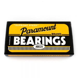 Paramount Abec 9 Bearings