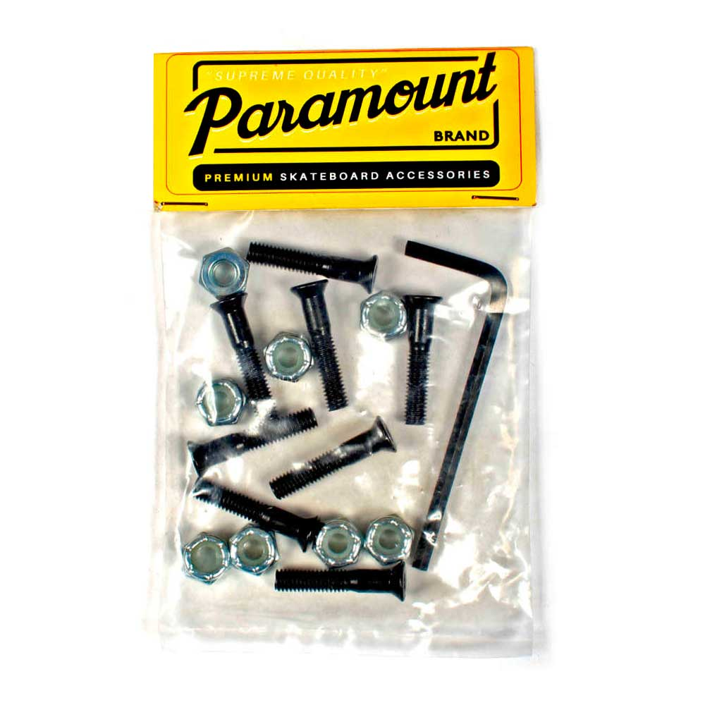 paramount allen skate hardware bolts nuts