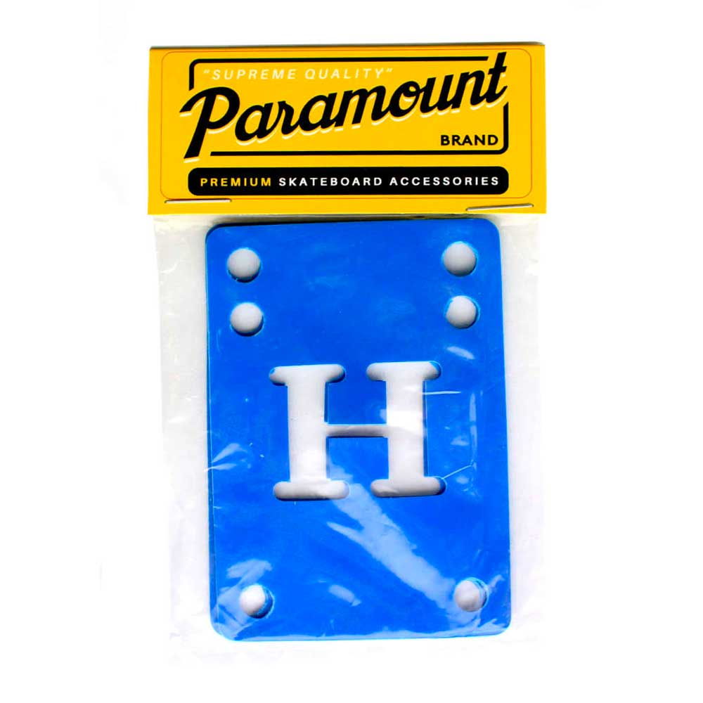 paramount blue truck risers in packet