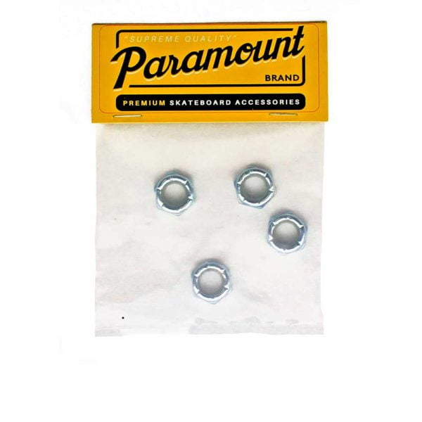 paramount axle nuts for skate trucks