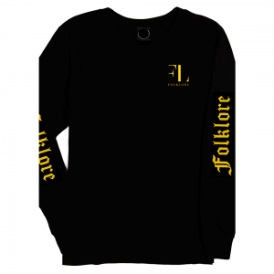 Folklore Long Sleeve T • Shirt